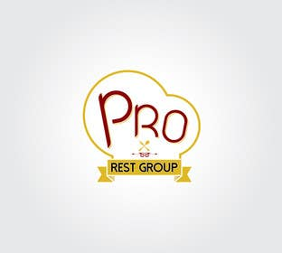 #31 untuk Logo for a restaurants group oleh chubbycreations
