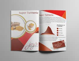 #6 for Make Mailer Sales Piece for Turmeric Supplement - Winner gets chance at more work! by MartinM7