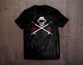 Nro 28 kilpailuun Design a skull/fishing T-Shirt käyttäjältä leodesigner1