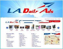#42 cho Design a Logo for L.A. DAILY ADS bởi tezarat