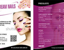 nº 12 pour I need some Graphic Design for Nails Studio par ezesol