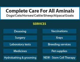 #12 for Graphic Design for Bairnsdale Animal Hospital by rum1delhi