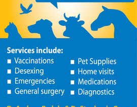 #32 para Graphic Design for Bairnsdale Animal Hospital por michaelbj