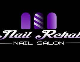 Nro 67 kilpailuun nail salon logo käyttäjältä Rhandyv