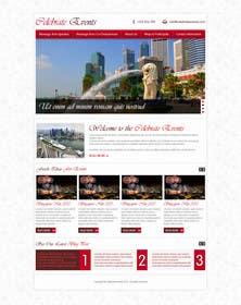 #24 para Design a Website Mockup por kreativeminds