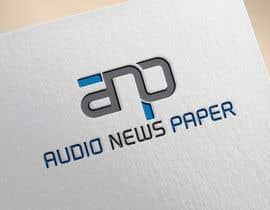 Nro 48 kilpailuun Audio NewsPaper: Professional logo designer   Contest -- 1 käyttäjältä sunmoon1
