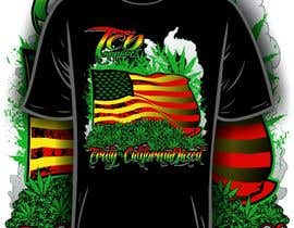 #30 for TCDapparel American Flag design af iYNKBRANE