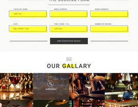Nro 19 kilpailuun Design a Website Mockup käyttäjältä webmastersud
