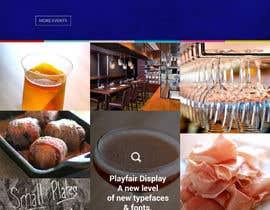 kreativedelivery tarafından Design a Website Mockup için no 18