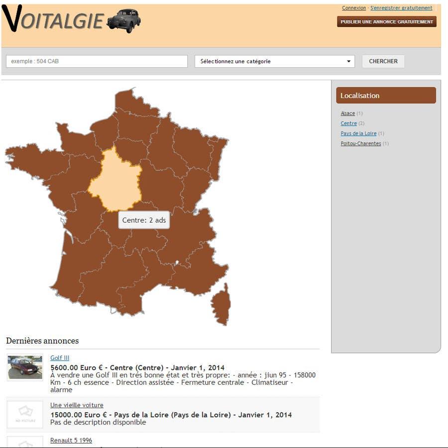 Kilpailutyö #                                        9                                      kilpailussa                                         Création d'un thème français pour osclass