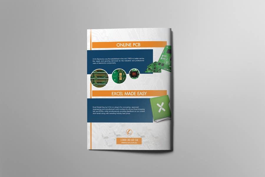 Konkurrenceindlæg #17 for Brochure / booklet -  Front & Back Page only