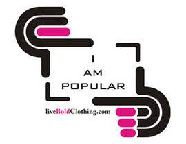 Nro 1 kilpailuun Design a T-Shirt for Live Bold Clothing käyttäjältä berislavemail