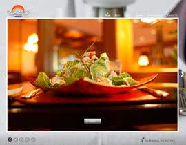 #28 for Web site mockup for restaurant and bar ( small site ) af shajib3006