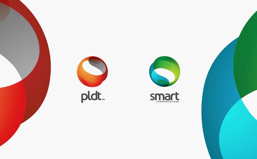 Konkurrenceindlæg #271 for Redesign SMART Communications & PLDT's Logos! #ANewerDay