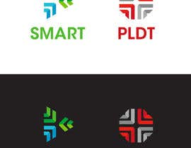 #304 for Redesign SMART Communications & PLDT's Logos! #ANewerDay af charzmendoza