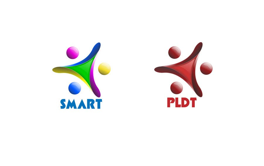Konkurrenceindlæg #289 for Redesign SMART Communications & PLDT's Logos! #ANewerDay