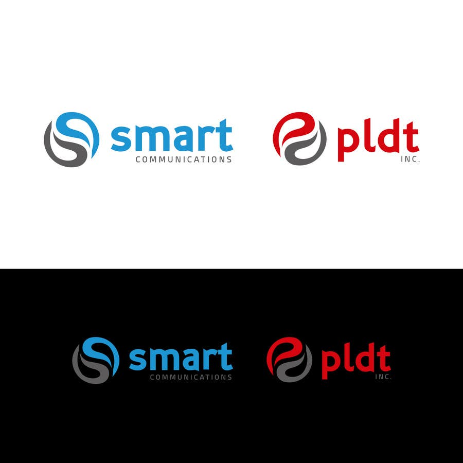 Konkurrenceindlæg #295 for Redesign SMART Communications & PLDT's Logos! #ANewerDay
