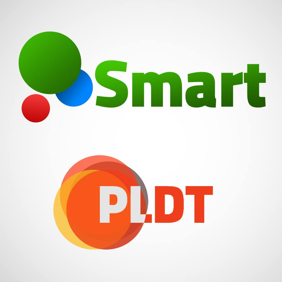 Konkurrenceindlæg #297 for Redesign SMART Communications & PLDT's Logos! #ANewerDay