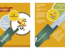 nº 58 pour Design a Brochure for thunderbees par sergiovc