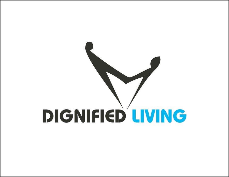 Kilpailutyö #14 kilpailussa Design a Logo for Dignified Living