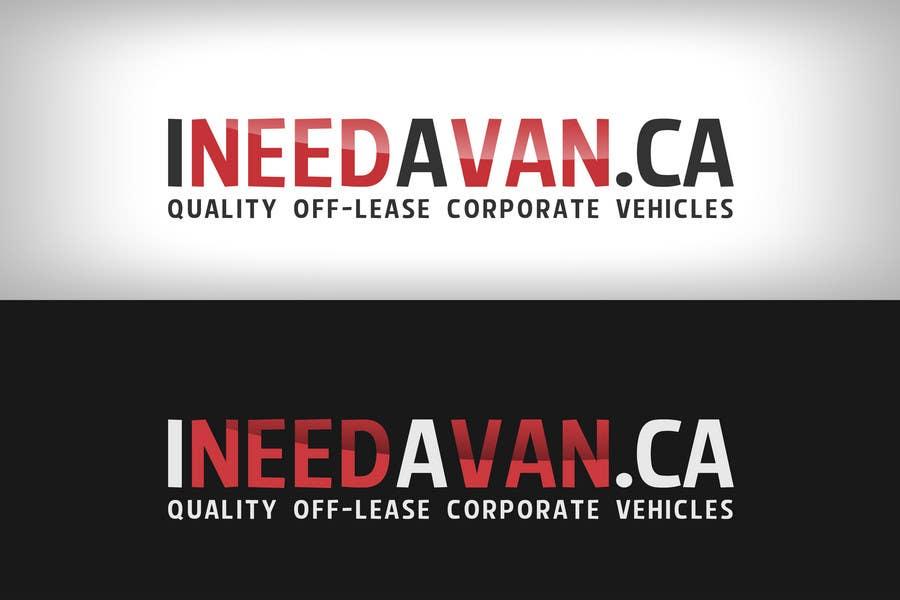 #164 for Logo Design for ineedavan.ca by Lozenger