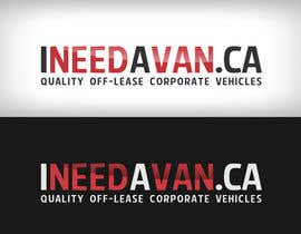 #164 for Logo Design for ineedavan.ca af Lozenger