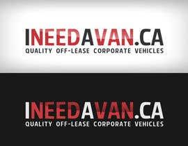 #164 untuk Logo Design for ineedavan.ca oleh Lozenger