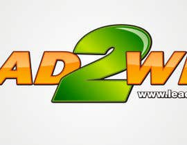 #119 pentru Logo Design for online gaming site called Lead2Win de către FF12