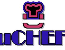 #14 para Design a Logo for uChef por axd123