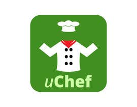 Nro 71 kilpailuun Design a Logo for uChef käyttäjältä vladimirsozolins