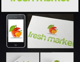 #132 untuk Design a Logo for Fruit and vegetable delivery business oleh doarnora