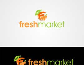 #860 untuk Design a Logo for Fruit and vegetable delivery business oleh doarnora