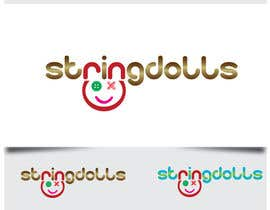 #43 cho Design a Logo for String Dolls quirky, handmade, fun and eco-friendly product bởi utrejak
