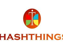 #81 para Design a Logo for Hashthings por VikiFil