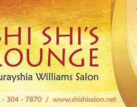 OndinaLeon tarafından Design a Professional Banner for Hair Salon için no 13