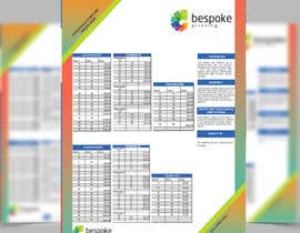 bodiar tarafından Design an wholesale prices list handout fly için no 13