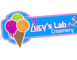#85 untuk Logo for Ice Cream Store oleh ultimated