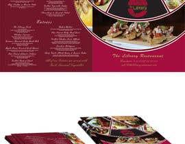 Nro 16 kilpailuun A Flyer for restaurant käyttäjältä prijatel