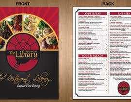 #37 for A Flyer for restaurant by teAmGrafic