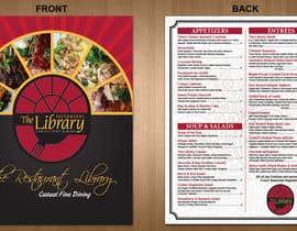 Nro 37 kilpailuun A Flyer for restaurant käyttäjältä teAmGrafic