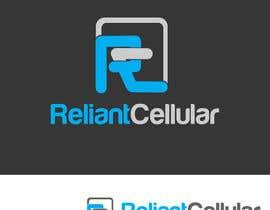 """Nro 56 kilpailuun Need CUSTOM logo created - """"Reliant Cellular"""" käyttäjältä designblast001"""