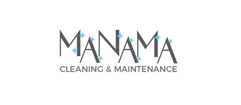 Kilpailutyö #95 kilpailussa Design a Logo for Manama Cleaning & Maintenance Company