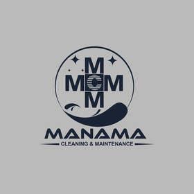 NAK4Logos tarafından Design a Logo for Manama Cleaning & Maintenance Company için no 72