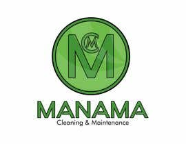 gabrielpenisi tarafından Design a Logo for Manama Cleaning & Maintenance Company için no 75