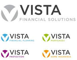 #699 untuk Logo Design for Vista Financial Solutions oleh JoGraphicDesign
