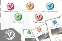 Graphic Design Kilpailutyö #819 kilpailuun Logo Design for Vista Financial Solutions