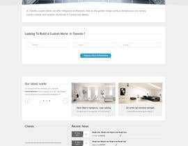 #53 for Custom Portfolio Website Design af xrevolation