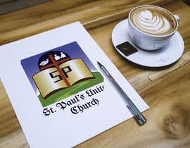 Nro 34 kilpailuun New Logo for a Church käyttäjältä malladiDivya