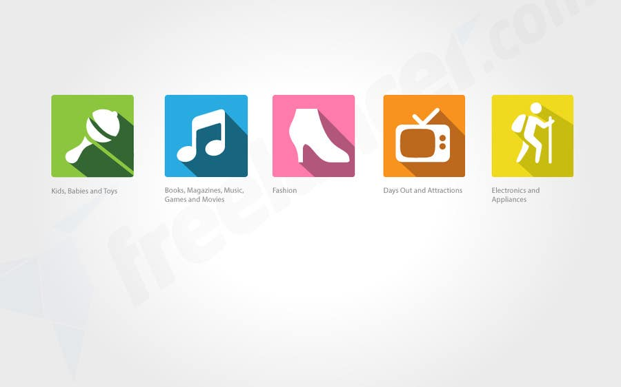 Penyertaan Peraduan #                                        13                                      untuk                                         Design some Icons for my website