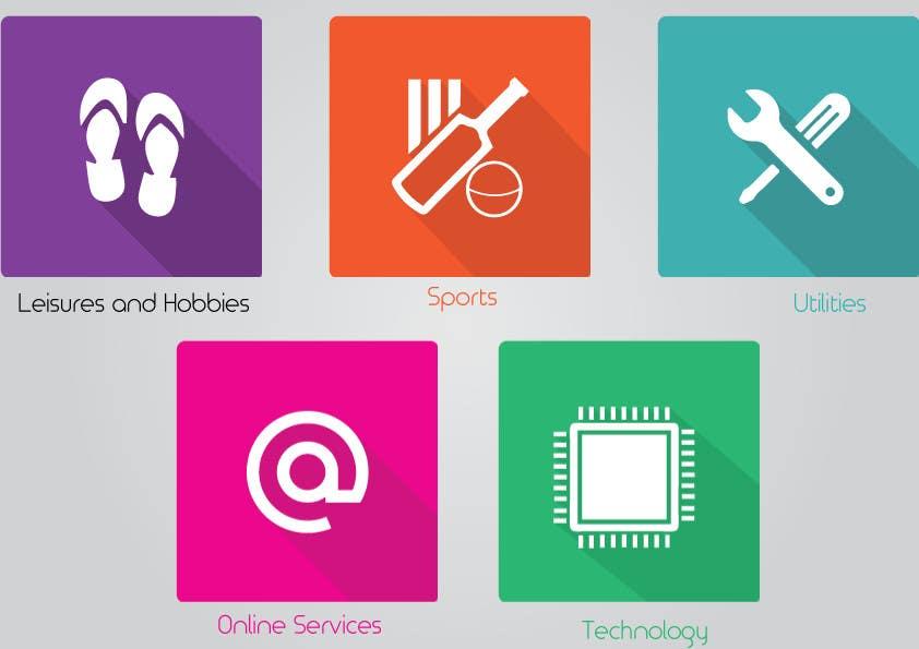 Penyertaan Peraduan #                                        17                                      untuk                                         Design some Icons for my website